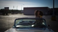 Solange 'Lovers In The Parking Lot' music video