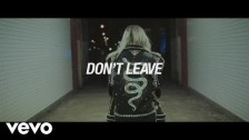 Snakehips 'Don't Leave' music video