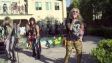 Steel Panther 'Party Like Tomorrow Is The End Of The World' music video