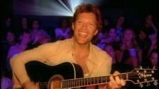 Jon Bon Jovi 'Janie, Don't Take Your Love To Town' music video