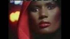 Grace Jones 'Private Life' music video