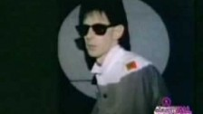 Ric Ocasek 'Something To Grab For' music video