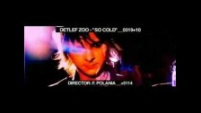 Detlef Zoo 'So Cold' music video