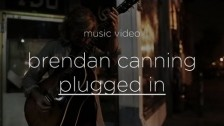 Brendan Canning 'Plugged In' music video