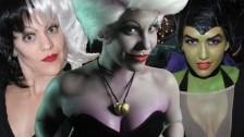 Ladies of Rap 'Disney Villains' music video