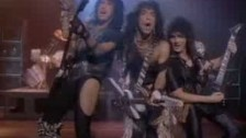 Kiss 'Heaven's On Fire' music video