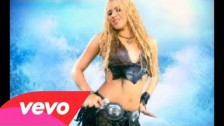 Shakira 'Whenever, Wherever' music video