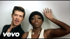 Robin Thicke 'Rollacoasta' music video
