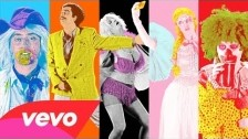 Katy Perry 'Birthday' music video