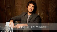 Josh Groban 'Brave' music video