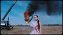 Charli XCX 'White Mercedes' Music Video