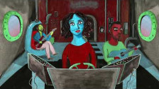 ColapesceDimartino 'Luna Araba' music video