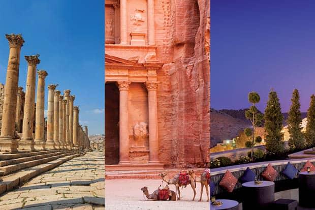 Courtesy Jordan Tourism Board, Movenpick Petra