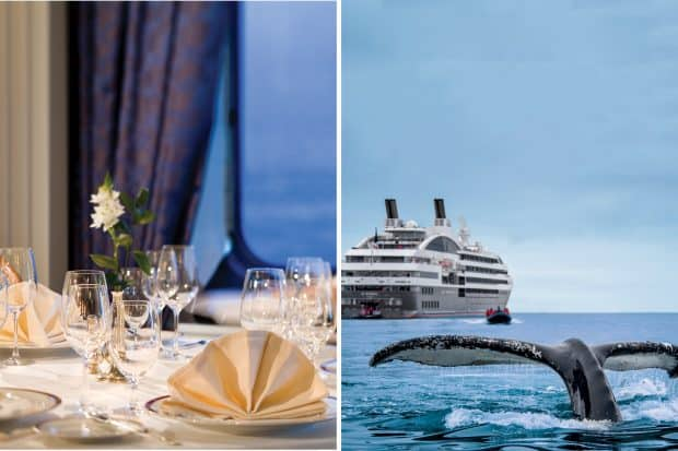 Courtesy Silversea, Ponant