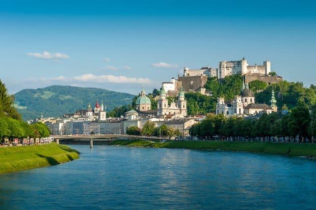 Soutresy Salzburg Tourism Board