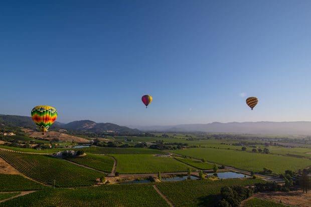 Courtesy Visit Napa Valley