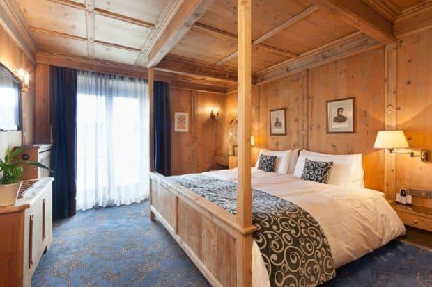Courtesy Grand Hotel Europa, Innsbruck