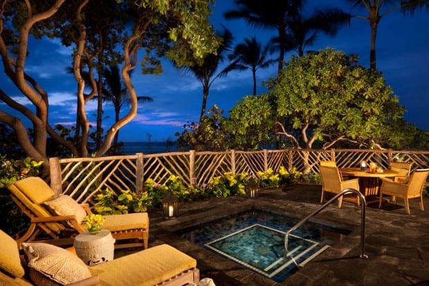 Four Seasons Hawaii Big Island Restaurant