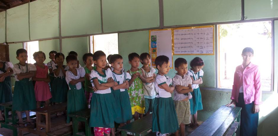 A local school (Indagare's Bookings Team can organize a visit).