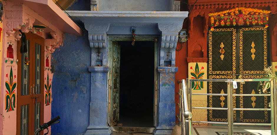 Discovering Jodhpur's Blue City