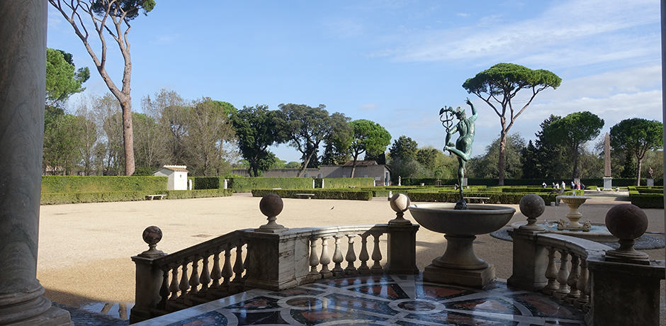 Rome Insider Trip 2016 Indagare