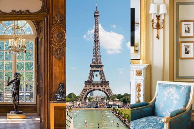 Courtesy Paris Tourist Office, Ritz Paris