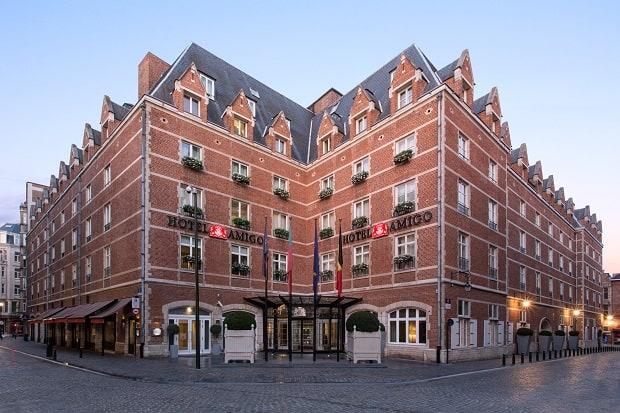 Hotel Amigo, Brussels