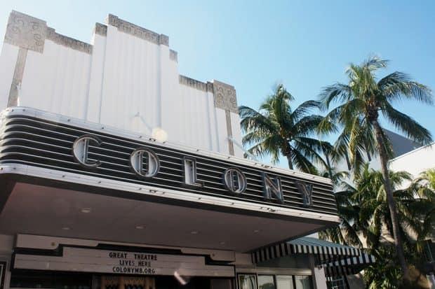 The Colony Theater, courtesy Daniella Seidl
