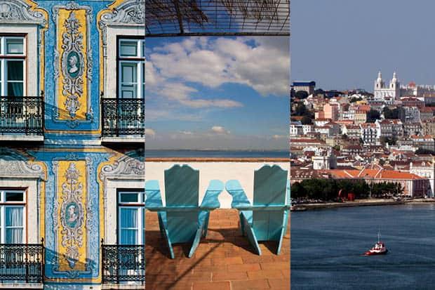 Courtesy Jose Manuel, Palacio Belmonte, Lisbon Tourism