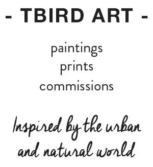 TBIRD ART