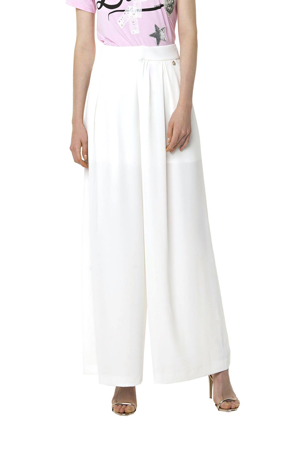 comprare popolare 576e2 dde47 Pantaloni palazzo bianchi