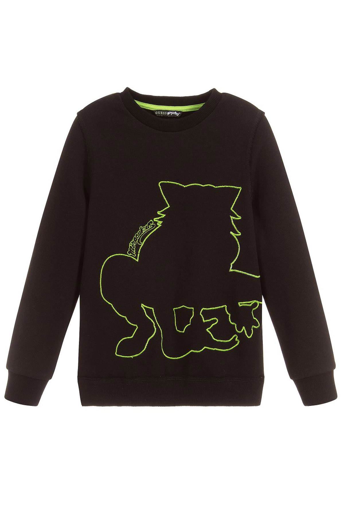 0e5f8f1ad794 BRAND: GUESS CATEGORIES: CLOTHING, Sweatshirt COLOR: nero