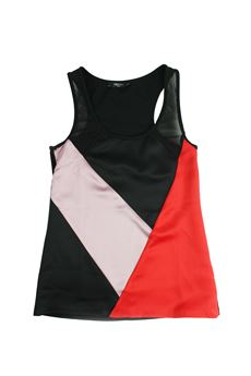 Tri-color tank top HEFTY | 46 | 2390UN