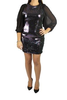 Paillettes dress HEFTY | 11 | 2626UN