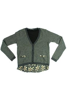 Cardigan with buttons SISTE
