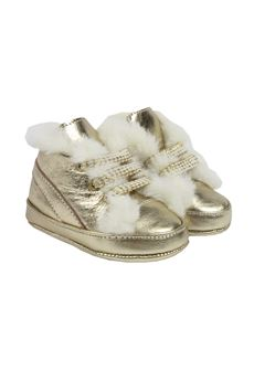 Shoes with fur BABY CHIC | 12 | 822ORO