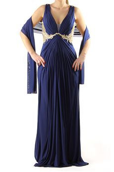 Navy dress ceremony, signed Marika -Light Way- MALIKA | 11 | MK15UN