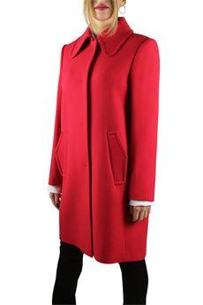 Cappotto lungo ANNIE P | 17 | CAP MOIRAUN