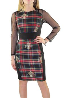 Scottish fantasy dress