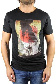 T-shirt con stampa BESILENT | 8 | BSTS0110UN