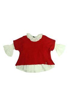 Camicia con maglioncino mezza manica Byblos | 42 | BJ10579UN