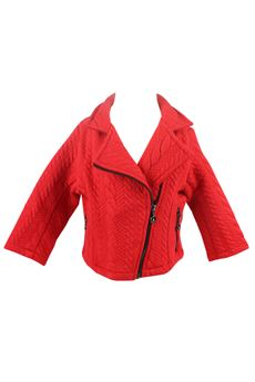 Jacket with side zip ELSY | 13 | ADINAAUN