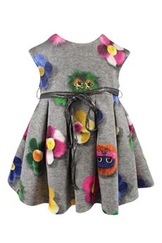 Dress with flower ELSY | 11 | PUFFINAUN