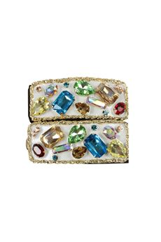Belt Colored Stones FANFRELUCHES | 22 | CINT QUEENUN