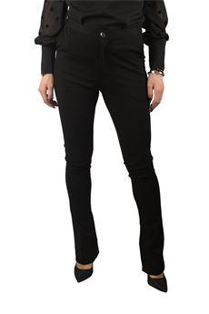 Pantalone a zampa FRACOMINA | 9 | FR17FMELISAUN