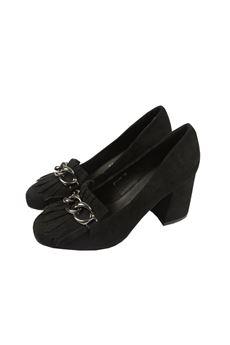 Shoes with fringe FRANCESCO MILANO | 12 | P174TUN