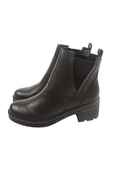 Leather ankle boot FRANCESCO MILANO | 12 | P274PUN