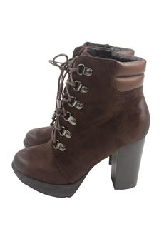 Ankle boot with laces FRANCESCO MILANO | 12 | P311TUN