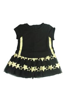 Dress with gold stars FUN FUN | 11 | FNNDR2237UN