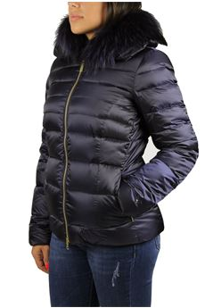 Jacket with fur GEOSPIRIT | 13 | TRIXIEBLU